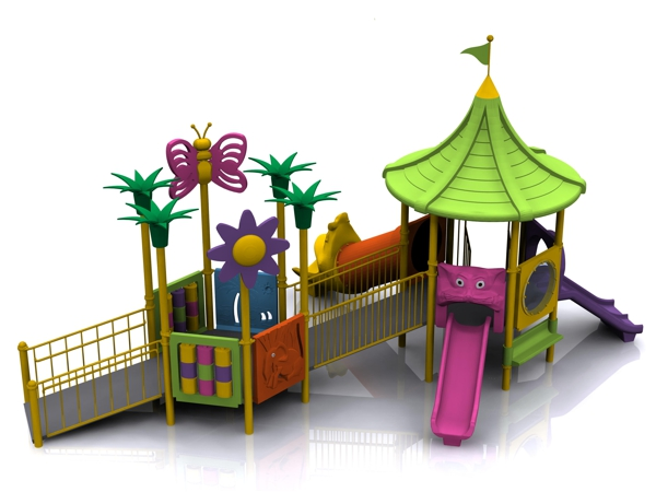 Playground Equipment for Disabled