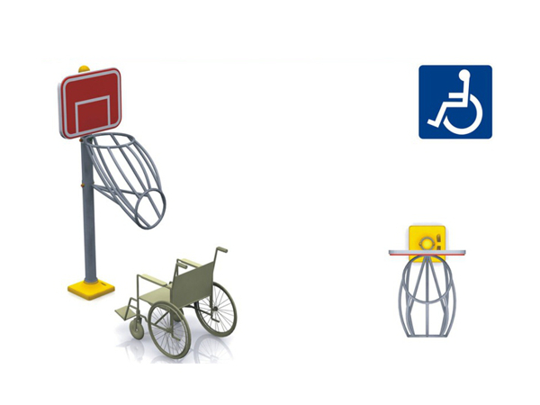 Fitness Equipment for Disabled / SFE-11