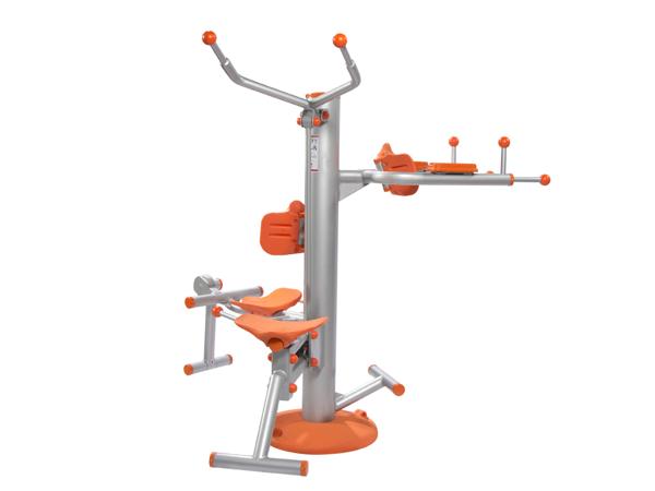 dış mekan fitness aleti