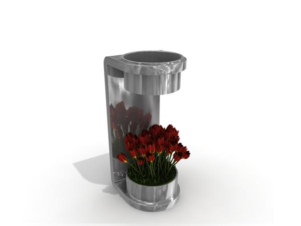 Özel Tasarım Çöp Kovası (OTC-02)