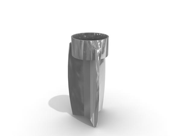 Özel Tasarım Çöp Kovası (OTC-04)