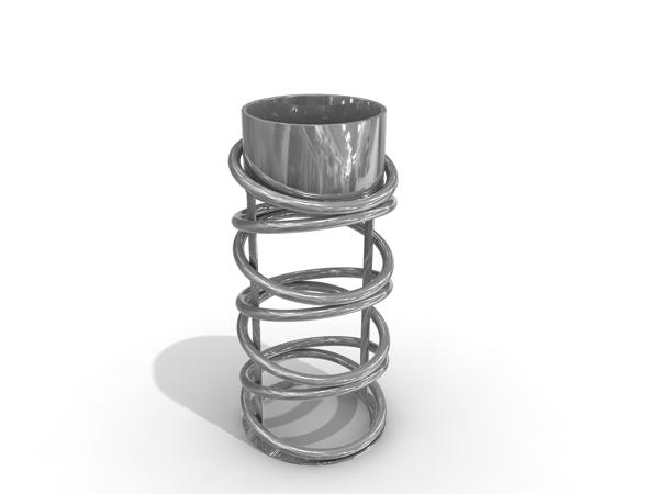Özel Tasarım Çöp Kovası (OTC-16)