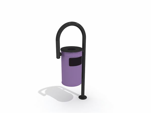 Dış Mekan Çöp Kovası (SGC-01)