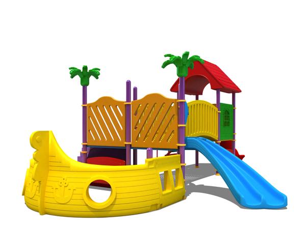 çocuk oyun parkı gemi BOS27 sml