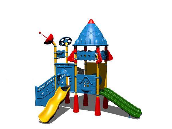 çocuk oyun parkı roket rkt01