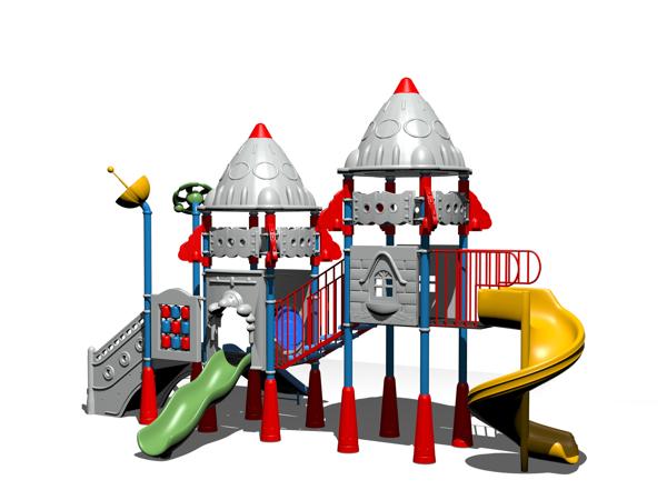 çocuk oyun parkı roket rkt02