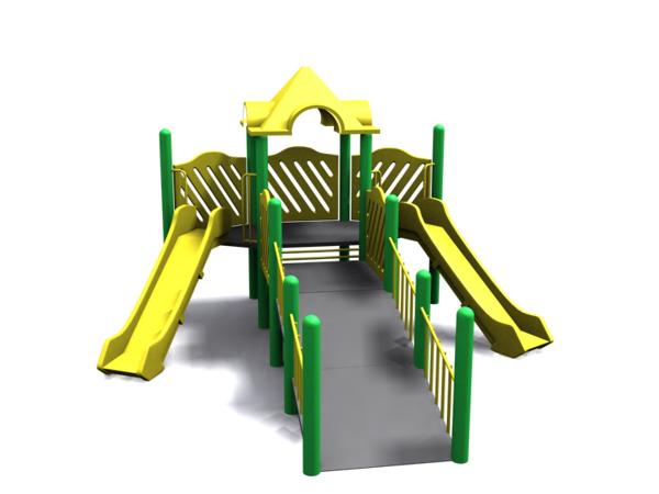 engelli çocuk oyun parkı bos 11yn