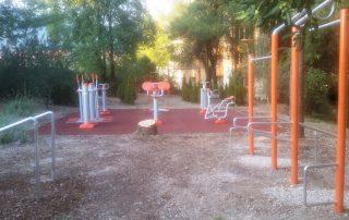 park fitness